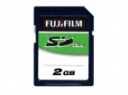 CARTE MEMOIRE FUJI SD 2Go