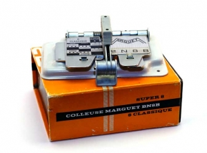 MARGUET BN 8B  colleuse - 8 / Super8 mm